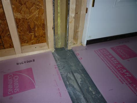 how to install osb subfloor installing the subfloor tin can cabin