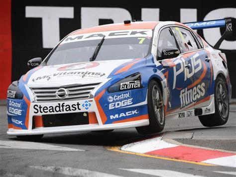 supercars driver ramps   plans sports news australia