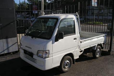 subaru sambar truck 2001 subaru sambar truck pictures