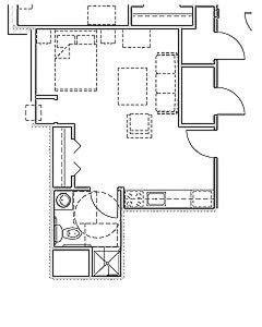 Assisted Living Floor Plans - Autumn Oaks