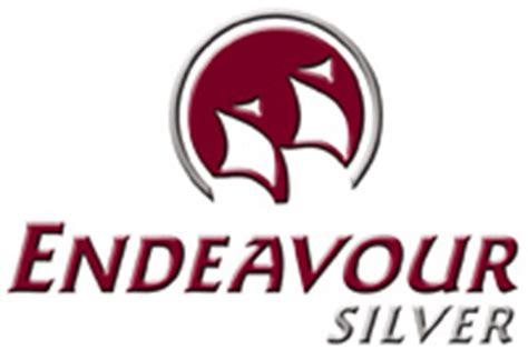 Resultado de imágenes de logo de  Endeavour Silver