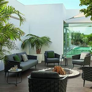 salon de jardin design marie claire With salon de terrasse design