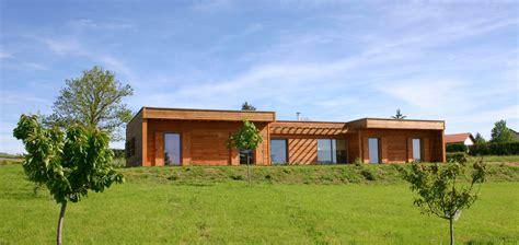 maison paille ossature bois maison 02 ossature bois bottes de paille matthieu dupont de dinechin architecte dplg