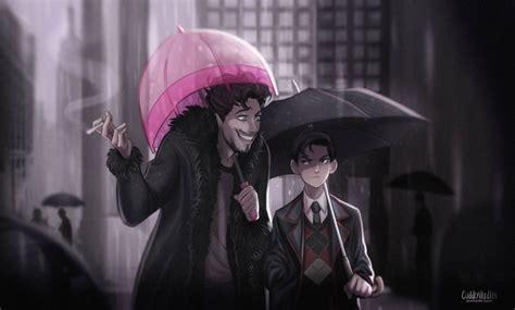 The Umbrella Academy : Klaus w/ Number 5 by CuddlyVeedles ...