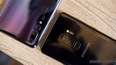 huawei p20 pro vs the competition is the new really better android authority