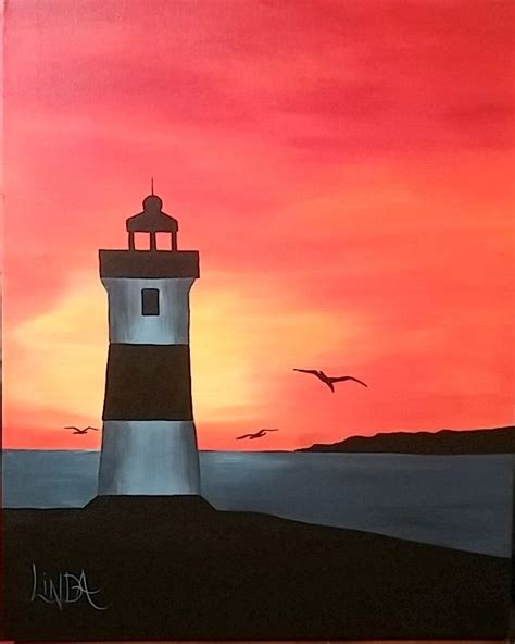 cocktails and color erie pa lighthouse cocktails and color random painting