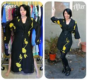 This Woman Transforms Second-Hand Clothes Into Elegant ...