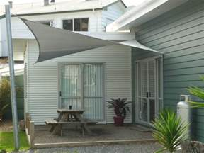 Sun Sails For Decks by Shade Sails Verandah Curtains And Other Outdoor Canvas