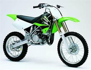 Motorcycles  Kawasaki Kx 85
