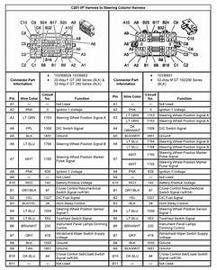 2005 Silverado Radio Harness Diagram