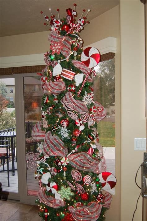 slim tree   food ornaments   kitchen christmas