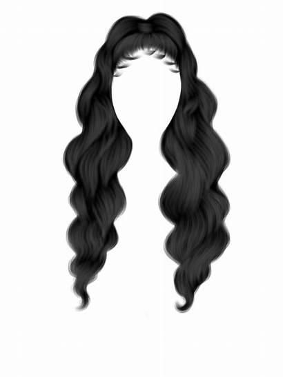 Imvu Wigs Drawing Wig Braid Sims Draw