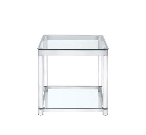 living room glass top occasional tables contemporary