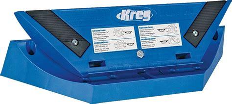 Kreg Tool KMA2800 CrownPro Cutting Guides, Crown Molding
