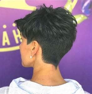 pin on kurze frisuren für dickes haar