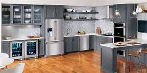 real and origin home decor and improvement ideas With kitchen cabinets lowes with latest wall art trends