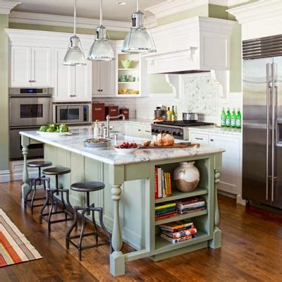 kitchen islands that look like furniture after within reach for the whole family a kitchen