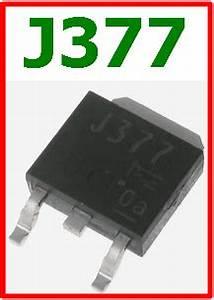 J377 - P-ch Mosfet  Vdss   -60v - Toshiba