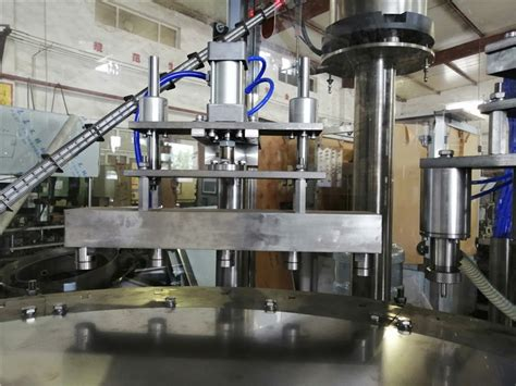 doypack bag filling capping machine  weighing detection