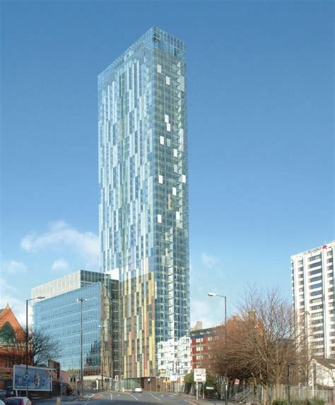 Manchester Albany Assets Crown Tower