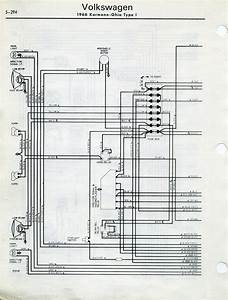 1974 Karmann Ghia Wiring Diagram
