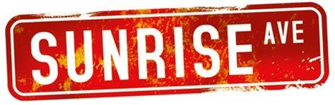 Sunrise Avenue - Logo rot - Bild/Foto - Fan Lexikon