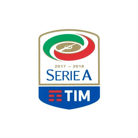 Serie A by Serie A 2017 18 Badges