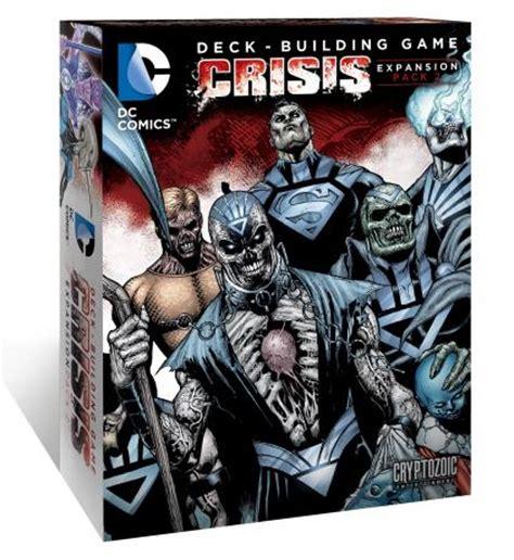 best dc deck building expansion dc comics deck building crisis expansion pack 2