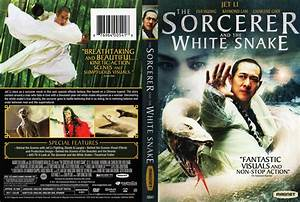 The Sorcerer And The White Snake - Movie DVD Scanned ...