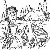 Camping Coloring Printable Amelia Bedelia Sheets Scribblefun Scout Campsite Riverside Whitesbelfast Coloringfolder sketch template