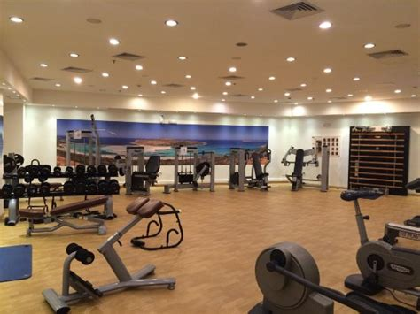 salle de fitness picture of sensimar royal blue resort