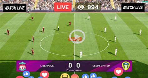 Live Football Stream | Everton vs Liverpool (EVE v LIV ...