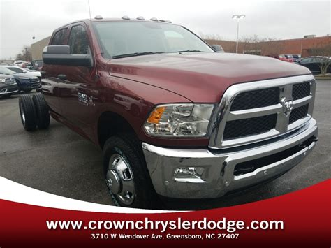 Crown Dodge Greensboro Nc by Crown Chrysler Dodge Jeep West Wendover Avenue Greensboro