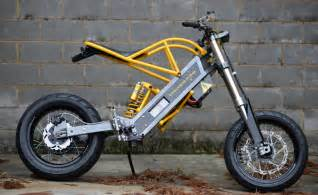 Electric Motorbike by Believe It Or Not This Electric Motorcycle Actually Works