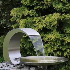 Wasserspiele Für Den Garten : edelstahlbrunnen archive ~ Michelbontemps.com Haus und Dekorationen