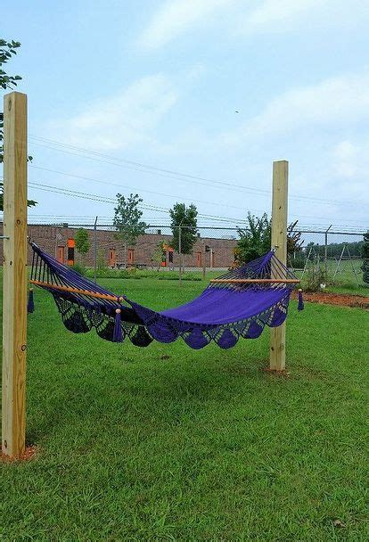Hammock Posts Diy by Poles Used For Hammock And Clothesline In 2019 For My