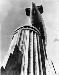 Empire State Building Dirigible