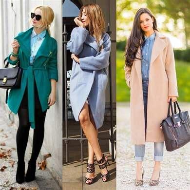 Мода осени 2017 модные фасоны одежды сезона