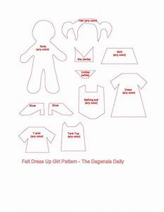 felt mr mrs potato head and boy girl dress up sets the With felt dress up doll template