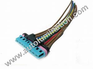 Ford Harnes Pigtail Wiring
