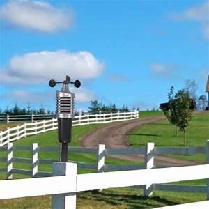 La Crosse Weather Station Wind Speed Technology 3in1