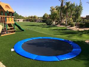In Ground Trampolin : how to build an in ground trampoline the handy mano ~ Orissabook.com Haus und Dekorationen