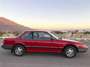 1984 Honda Prelude Manual Transmission California Native