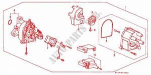 Distributor  Tec  For Honda Cars Accord Coupe 2 2ex 2