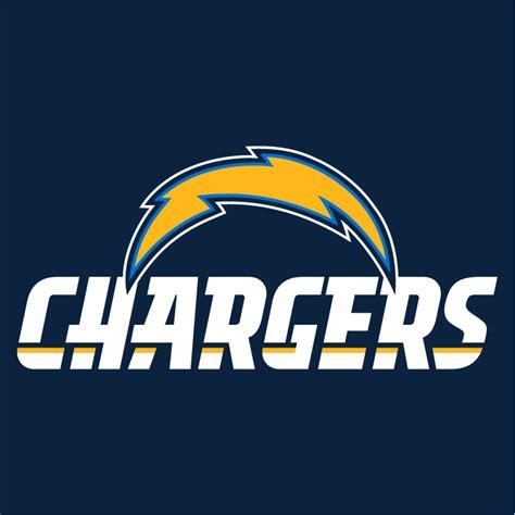 los angeles chargers alt  dark logo national football