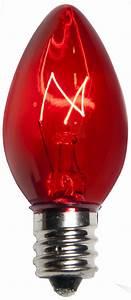 C7 Christmas Light Bulb