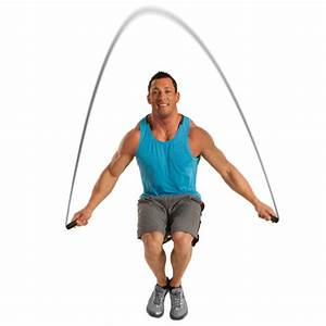 GoFit Weighted Jump Rope