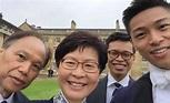 「好打得」變身「煮飯婆」林鄭背後的三位男人-香港商报