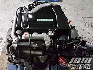 95 02 Mazda Millenia S Supercharged Miller Cycle Engine