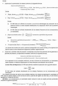 Manual De Criterios Y Metodologia De Separacion Contable